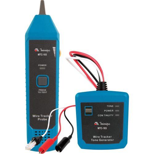identificador de cabos apenas 10 disponiveis mtc 183 minipa 49282 2000 200110 1
