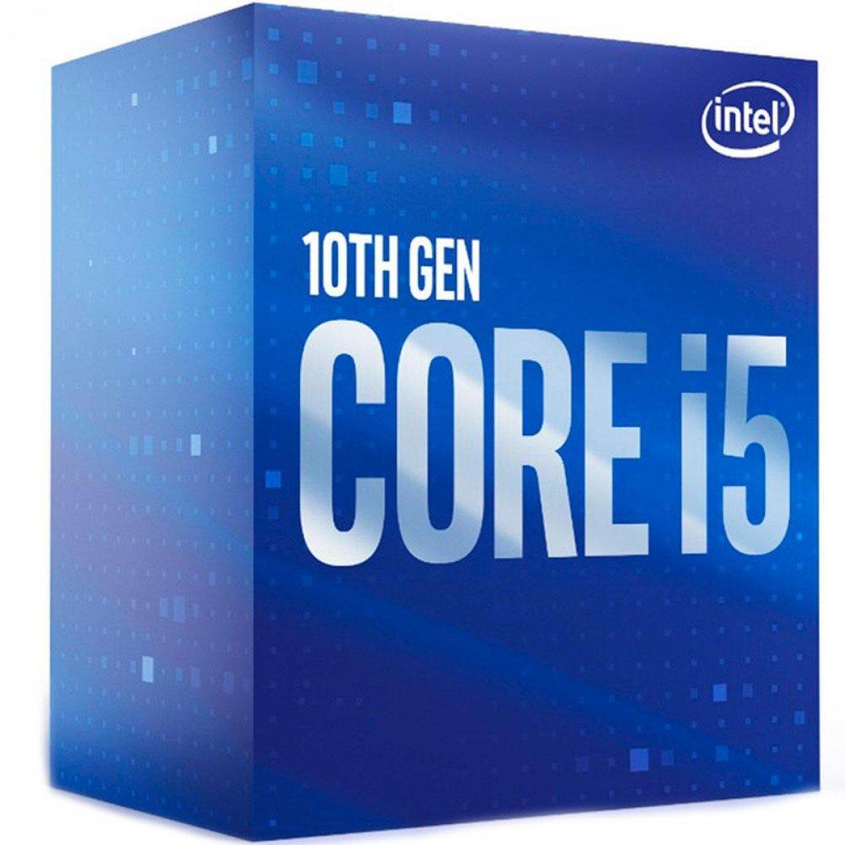 processador intel 1200 i5 10400 290ghz 12mb com cooler 50428 2000 201905