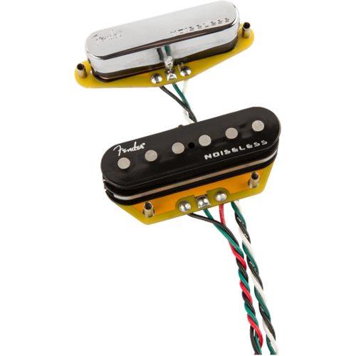 set de captadores de excelente qualidade telecaster fender gen 4 noiseless 49314 2000 200134 1