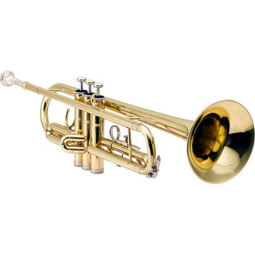 trompete bb htr 300l otimos resultados laqueado harmonics 40935 2000 186040 1