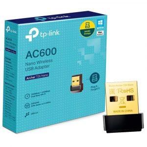 wireless rede usb tp link ac600 archer t2u nano 5ghz 50355 2000 201732 1
