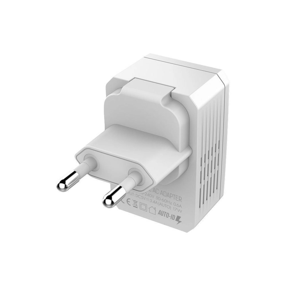 carregador rapido de celular tipo c tomada basike ba car0031 34a 50201 2000 201706 1