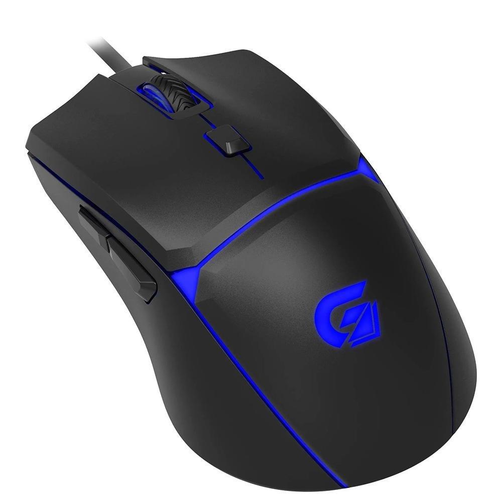 mouse usb gamer crusader rgb 7200dpi preto fortrek g 50482 2000 201964
