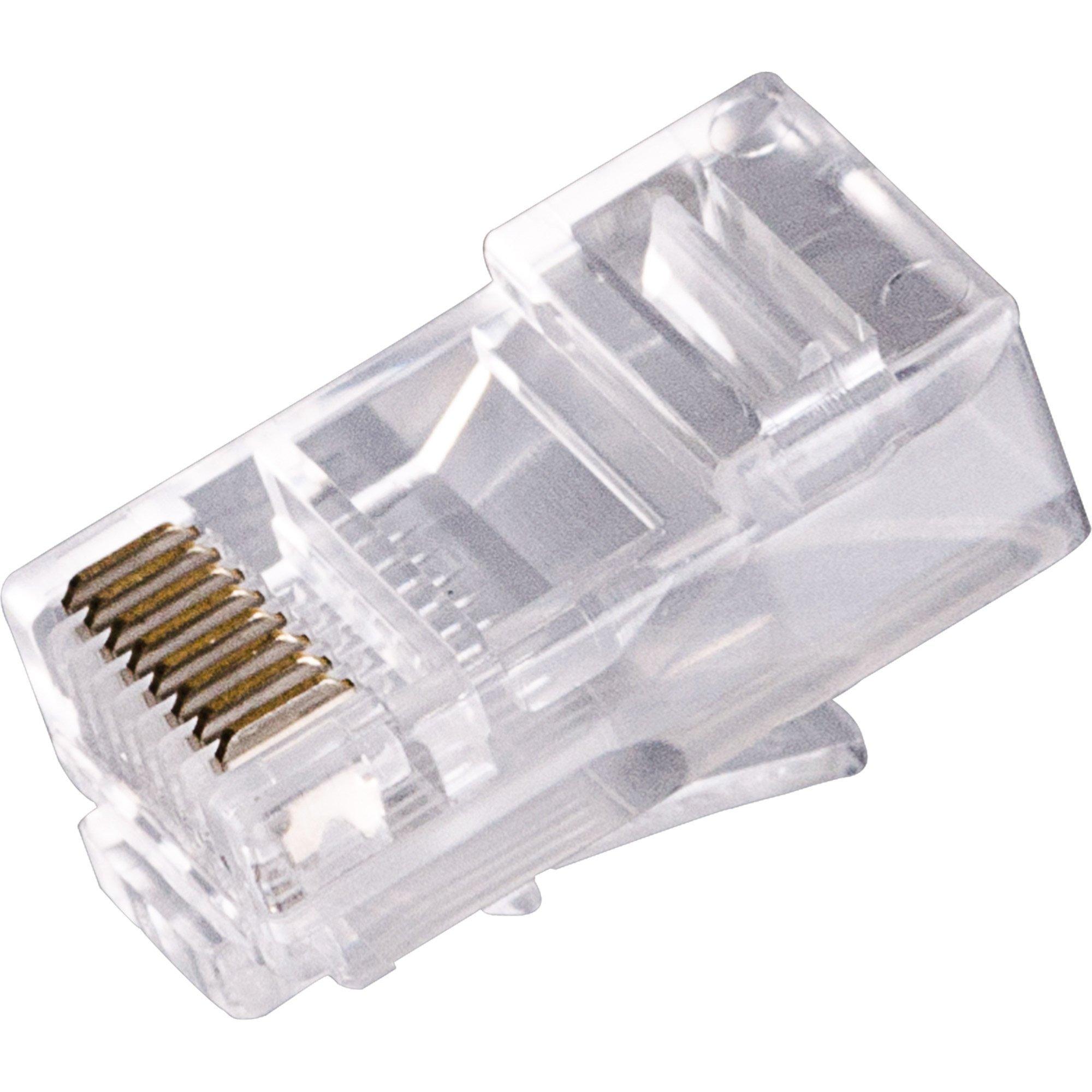 conector macho cat5e rj45 100 pecas 50493 2000 202019 1